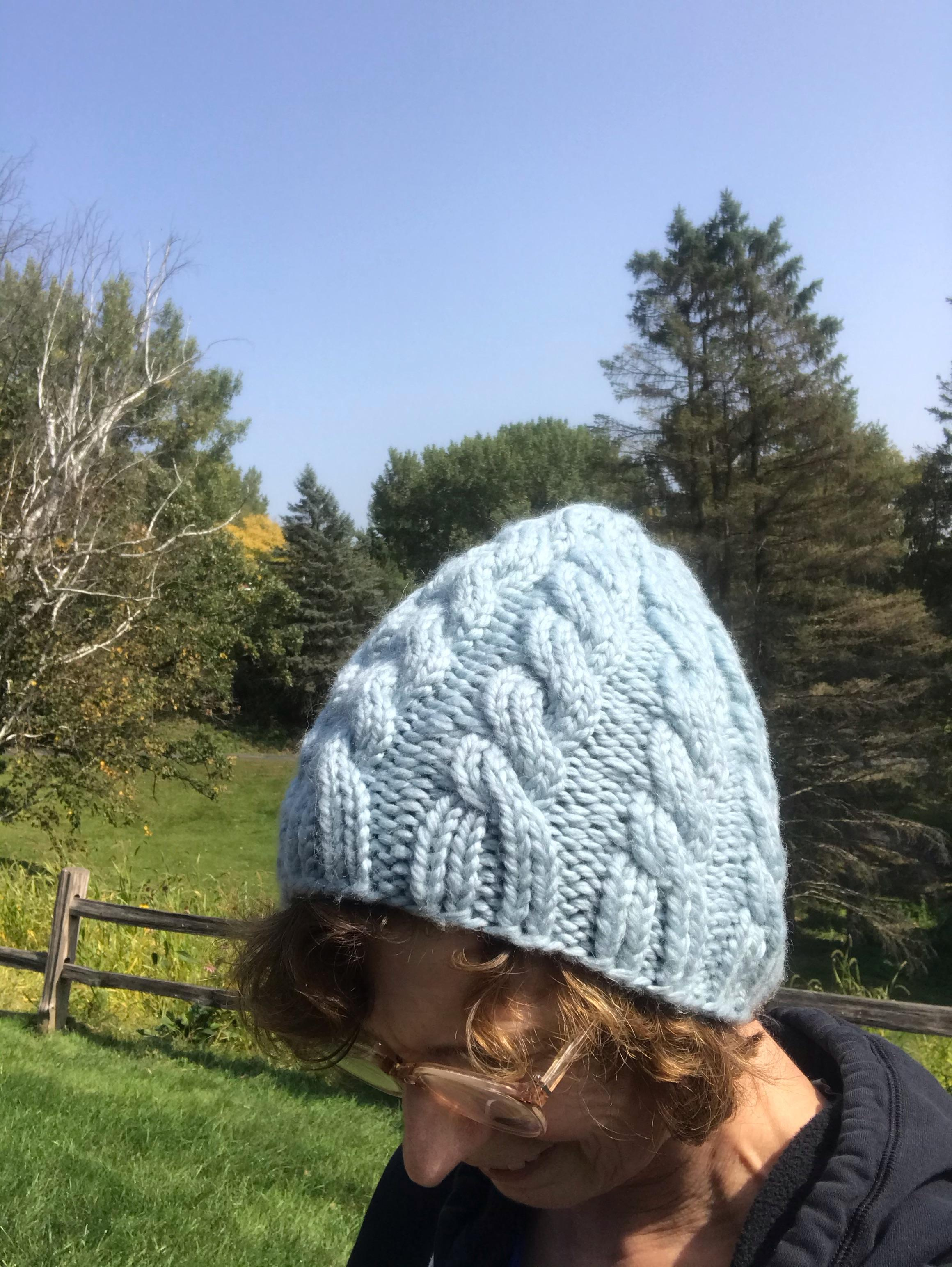 Snappy Hat Pattern